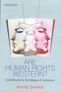 Are Human Rights Western