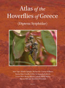 Atlas of the Hoverflies of Greece