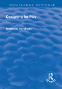 Designing for Play