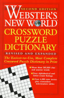 Webster s New World Crossword Puzzle Dictionary