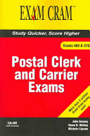 Postal Clerk and Carrier Exam Cram