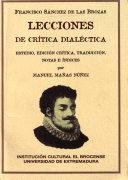Lecciones de crítica dialéctica