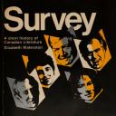 Survey  a Short History of Canadian Literature