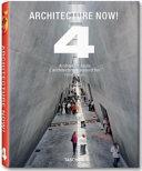 Architecture Now! - Architektur Heute. L'Architecture D'Aujourd'Hui