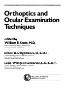 Orthoptics and Ocular Examination Techniques Book