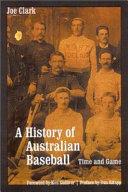 A History of Australian Baseball