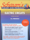 Schaum S Outline Of Theory And Problems Of Electric Circuits Book PDF