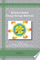 Biomass Based Energy Storage Materials