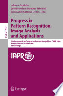 Progress in Pattern Recognition  Image Analysis and Applications