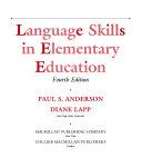 Language Skills in Elementary Education Book