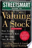Streetsmart Guide to Valuing a Stock