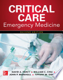 Critical Care Emergency Medicine  Second Edition