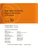 The Realm of Science  The new science  recent advances in physics