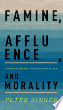 Famine  Affluence  and Morality Book