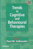 Trends in Cognitive and Behavioural Therapies
