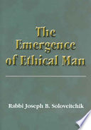 The Emergence of Ethical Man