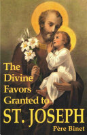 Pdf The Divine Favors Granted to St. Joseph Telecharger
