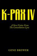 K-Pax Iv Pdf/ePub eBook