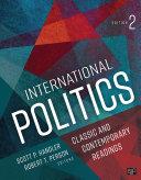 International Politics Pdf/ePub eBook