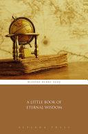 A Little Book of Eternal Wisdom Pdf/ePub eBook