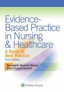 Evidence Based Practice In Nursing And Healthcare