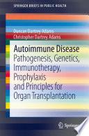 Autoimmune Disease Book