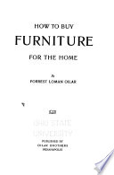 How to Buy Furniture for the Home