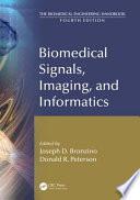 Biomedical Signals  Imaging  and Informatics Book