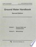 Ground Water Handbook Book