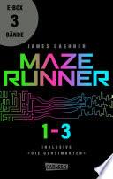 Die Auserwählten – Band 1-3 der nervenzerfetzenden Maze-Runner-Serie in einer E-Box!