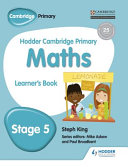 Books - Hodder Cam Primary Maths Lb Book 5 | ISBN 9781471884405