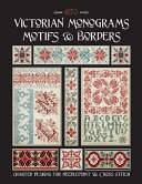 Victorian Monograms Motifs And Borders