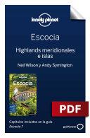 Escocia 7. Highlands meridionales e islas