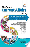 The Yearly Current Affairs 2019 for Competitive Exams   UPSC  State PCS  SSC  Banking  Insurance  Railways  BBA  MBA  Defence   4th Edition Book