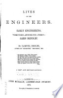 Lives Of The Engineers Early Engineering Vermuyden Myddelton Perry James Brindley