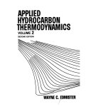 Applied Hydrocarbon Thermodynamics