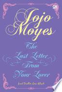 Surat Terakhir dari Kekasih  The Last Letter from Your Lover