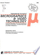 The International Journal of Micrographics & Video Technology