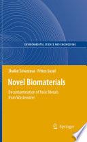 Novel Biomaterials Book