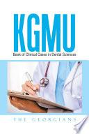 Kgmu Book Of Clinical Cases In Dental Sciences Book PDF