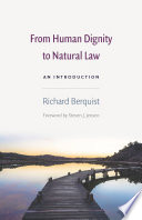 From Human Dignity to Natural Law Book PDF