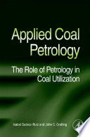 Applied Coal Petrology Book