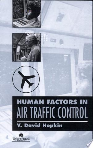 Download Human Factors In Air Traffic Control Free Books - Dlebooks.net
