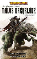 The Chronciles of Malus Darkblade  Volume Two Book