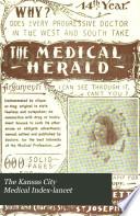 The Kansas City Medical Index lancet Book