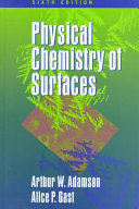 Physical Chemistry of Surfaces Book
