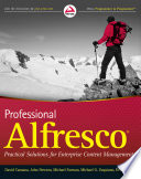 Professional Alfresco