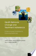 Health Behavior Change and Treatment Adherence