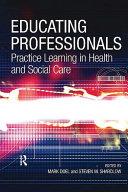 Educating Professionals Pdf/ePub eBook