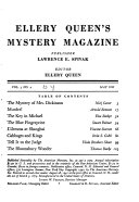 Ellery Queen s Mystery Magazine